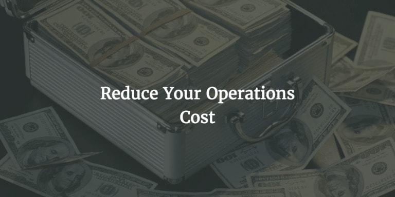 Kurangi Biaya Operasional